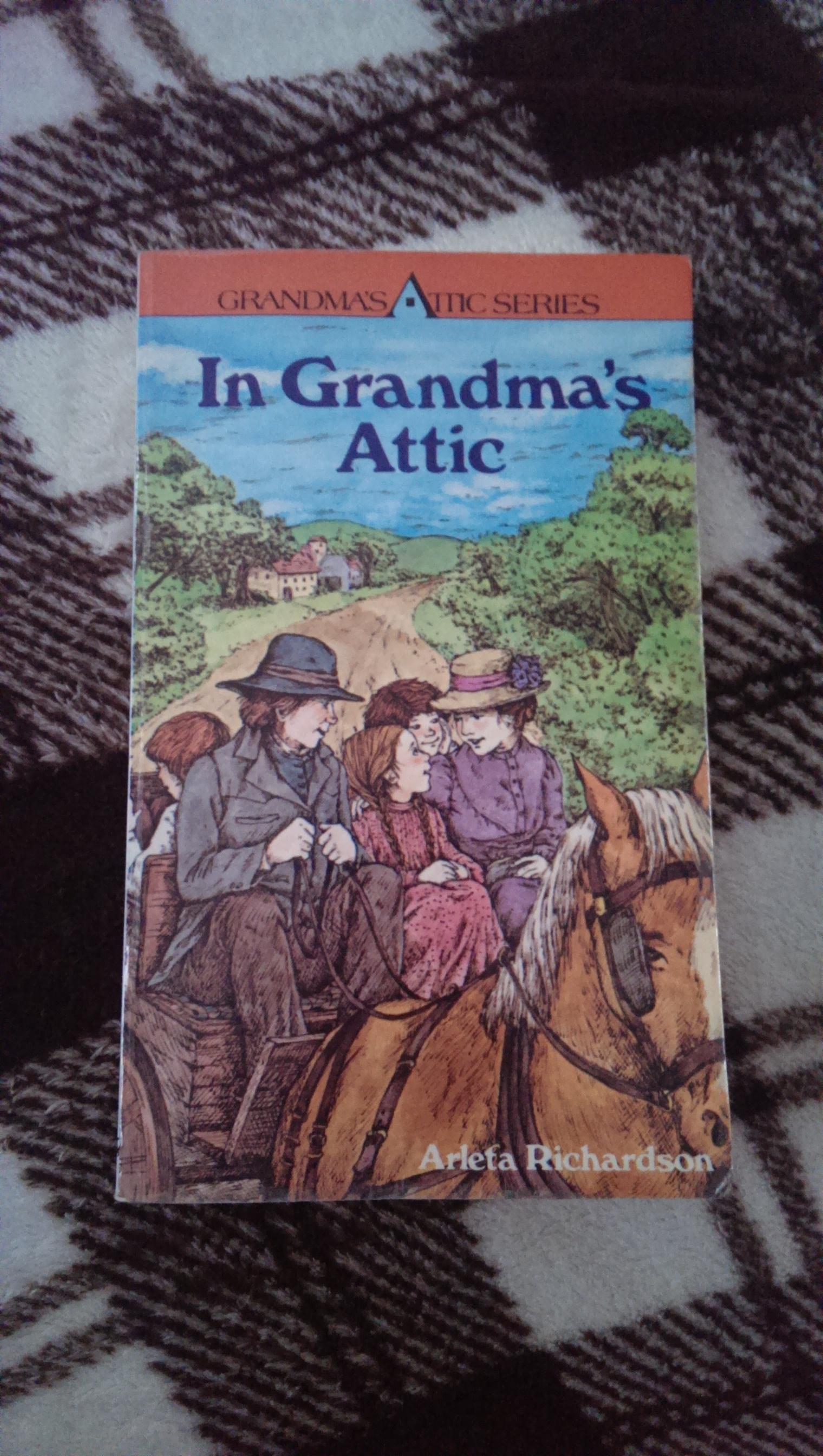 In Grandma S Attic Forgotten Books And Stories