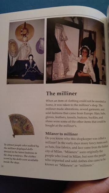 ColonialCraftsMilliner
