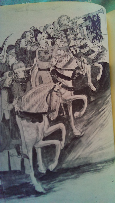 MedievalHolidaysHorses