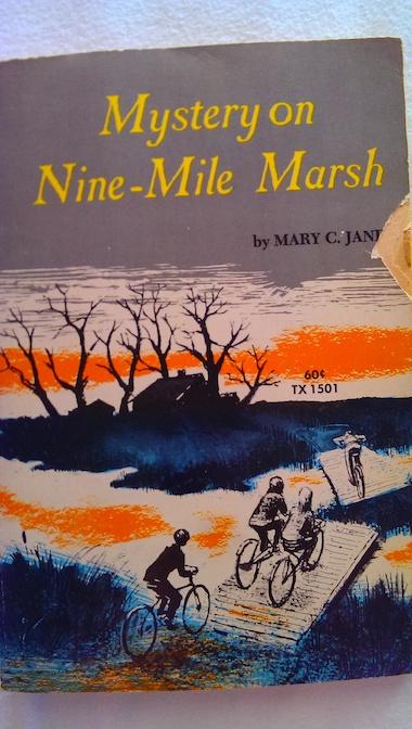 Nine Mile Marsh