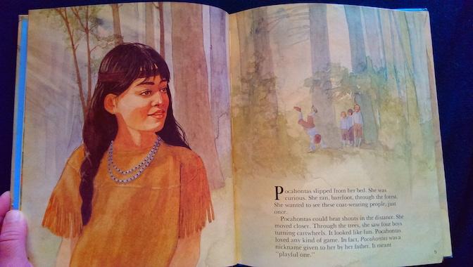PocahontasSettlerChildren