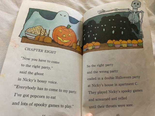SpookyHalloweenBigParty