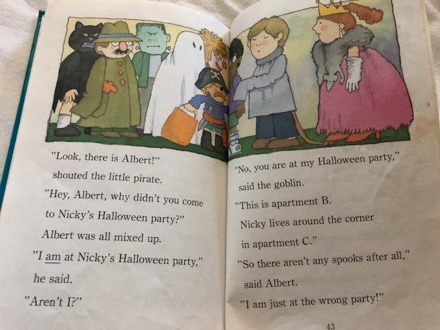 SpookyHalloweenWrongParty