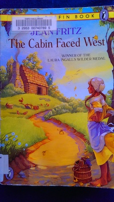The Cabin Faced West Jestress S Forgotten Books And Stories